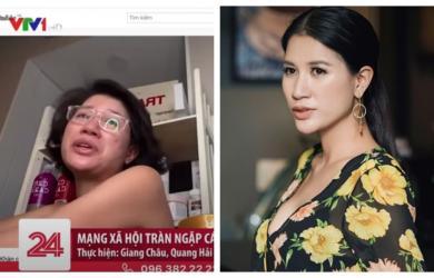 Trang Trần bị phạt 7,5 triệu vì nói tục, hẹn gặp ai đó ngoài tòa